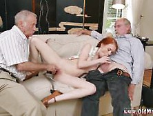 Young Black Guy Fucks Old Lady And Old Men Blonde Teen Gangbang