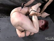 Savage Pleasuring For Erotic Lass