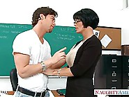 Shay Fox Is A Hot Teacher Who Is Well Known For Having Sex With
