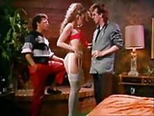 Megan Leigh,  Billy Dee,  Tom Byron