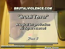 Brutal Terror. Avi