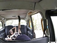 Kinky Passenger Anal Fucked In The Taxi For A Free Fare