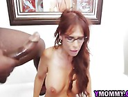 Interracial Dp Fuck With Busty Mom