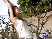 Various Oriental Babes Caught On Spy Cam In Great Downblouse Vid