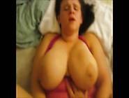 Teen With Massive Jiggly Tits Fucked Pov