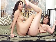 Cherry Pimps- Lesbian Babes Dana Dearmond And Valentina Nappi Li