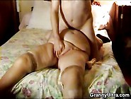 Bbw Granny Gets Her Old Pussy Fingered