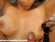 Carli Leone 2015 Cumshot Compilation,  The Last Was An Accidental