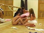 Celebrity Lesbian Sex Scene Full Length Hot Ballet Damsel Orgy V