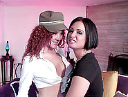 New Pornstar Takes Two Dicks In Her Ass At The Sametime.