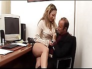 Married Milf Fucking With Her Boss In The Office