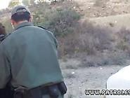 Brutal Police Gangbang Nasty Border Patrool Surveys Pretty Dark