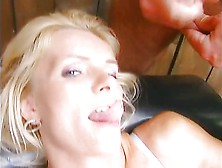 Blonde Milf Hot Dp