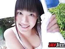 Asian Teen Outside Non Nude