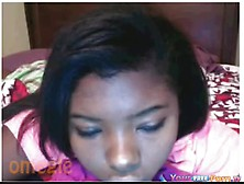 Dark Pussy Teen Flashes Her Huge Tits On Omegle