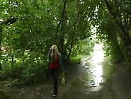 Hot Blonde Gets Chloroformed And Kidnapped In Park And Then Fuck
