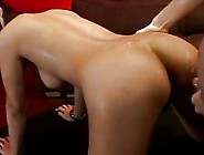 Hot Young Asian Girl Gets Pussy Plowed!