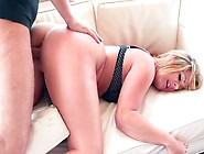 Alice Bell Gets Hot With Older Dude