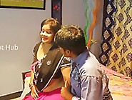 Indian Sex Masala Clip Of Busty Mature Aunty Sex With Young Boy
