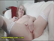 Granny Anal And Vaginal Toying On Cam