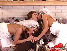 Private. Com - Wedding And Anal Trio