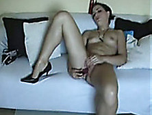 My Concupiscent Wife Enjoys Masturbating In Front Of A Camera