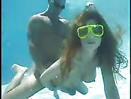Crazy Underwater Fucking And Even Cock Sucking