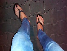 Platform Flip Flops - Stroll