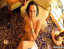 Webcam Milf Getting Fucked In Pov