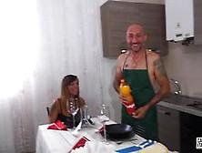 Casting Alla Italiana - Italian Reality Porn With Omar Galanti S