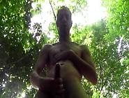 Nice Huge Cum Shower Outdoor,  Public Naked Ass,  Amateur Homemade