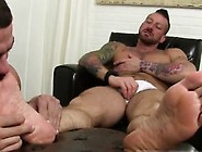 Arab Hairy Feet And Black Gay Sex Ricky Is Guided And Compel