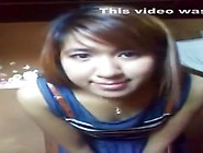 Malaysian Girl Proudly Shows Off How Wet Her Hairy Pussy Is !!!