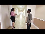 Bbw White Girl Sucking And Fucking Big Black Cock