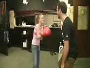 Break Time Boxing With Alyssa Hart