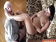 Magma Film Busty Young Girls Teasing Grandpa