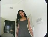 Black Hairy Girl