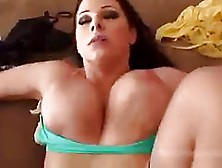 Busty Housewife Is About To Have Sex With Her Young Neighbor,  Wh