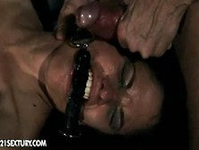 Brunette Lexy Little Get Punished
