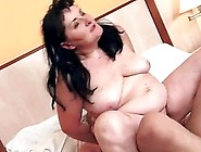 Fat Granny Enjoys Nasty Sex
