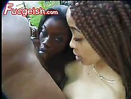 Banging And Spraying A Blacky Face