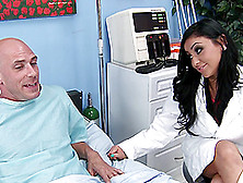 Incredible Sex With Doctor Audrey Bitoni