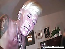 I Am Pierced Milf Fisted In Her Pussy With Piercing Rings
