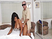 Busty Thick Ass Babe Tara Foxx Please A Old Man's Cock