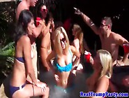 Emily Kae,  Alaina Fox And Luna Star In A Binge Drinking Session