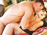 Pornstar Beauty Ha Sensual Sex With A Mature Guy