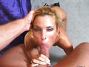 Holly Holsten The Bigtitted Blonde Nymph Touches A Banana Expert