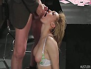 Halloween Fuck Scene With Lily Labeau Taking A Load In Her Mouth