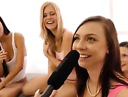 Teen Carrie Lesbian Yogurt 40 Ladies Came Over To Soiree And