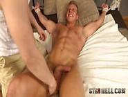 Bradley Cook Tickling